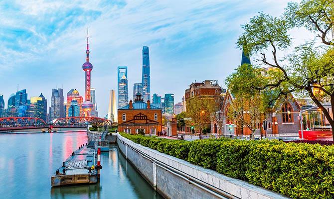 Шанхай стал самым дорогим городом в мире для жизни миллионеров