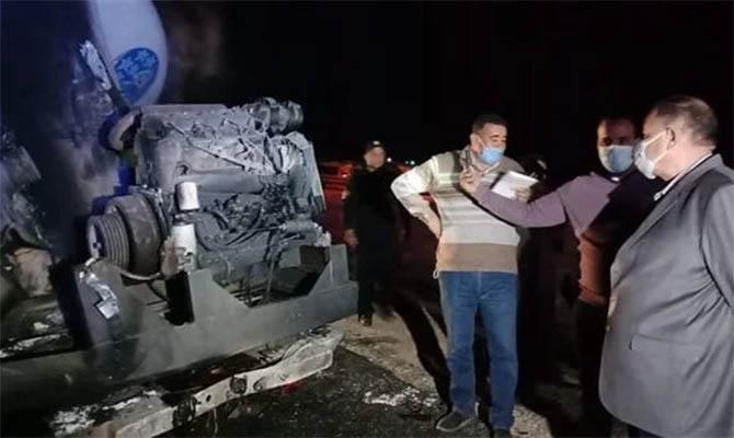 В Египте в результате ДТП с автобусом погибли 20 человек