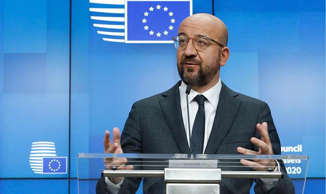 Глава Евросовета принял приглашение на саммит «Крымской платформы»