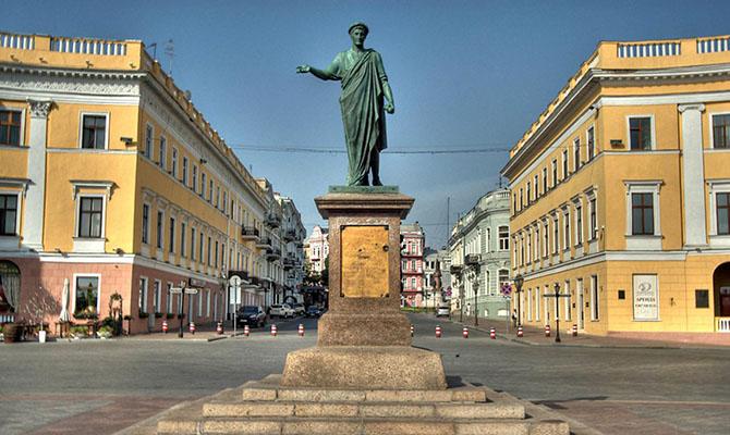 В Одессе из-за вспышки коронавируса закрыли мэрию