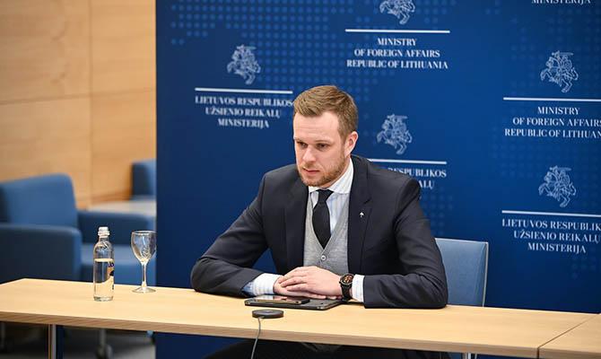 Литва призвала Евросоюз помочь Украине в проведении реформ