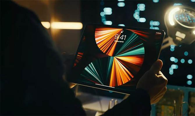 Apple выпустила новое поколение планшетов iPad Pro