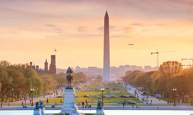 Палата представителей Конгресса проголосовала за наделение города Вашингтона статусом штата