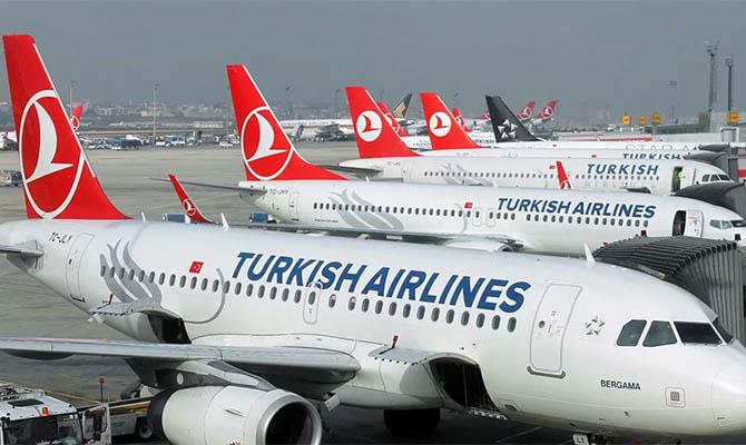 Шмыгаль хочет увеличить количество авиарейсов между Украиной и Турцией