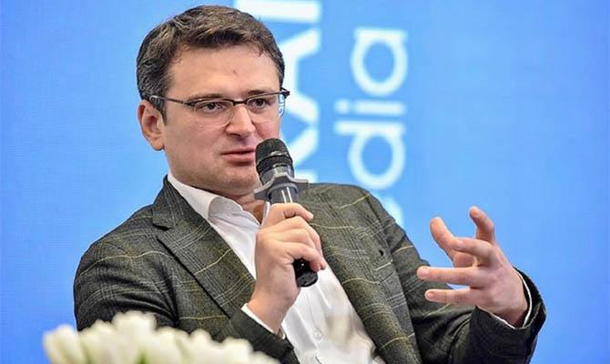 Кулеба исключил возможность ведения переговоров с лидерами непризнанных ДНР и ЛНР