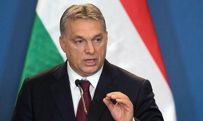 Из-за позиции Венгрии пришлось смягчить жесткую декларацию Вышеградской четверки против России и с поддержкой Украины