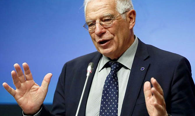 ЕС обвинил Россию в невыполнении минских соглашений