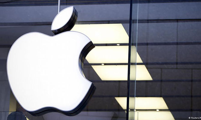 Выручка Apple за первый квартал превысила $89 млрд