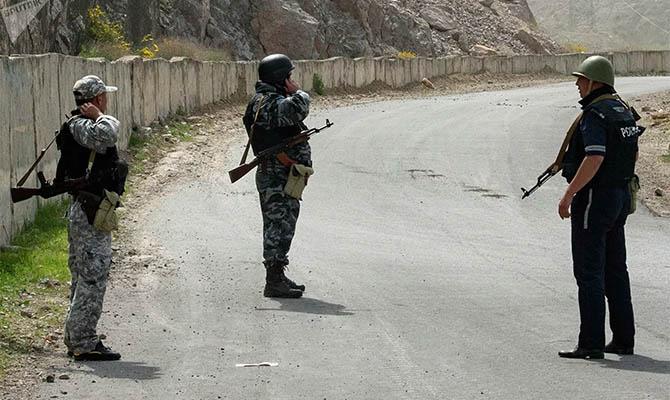 Лидеры Таджикистана и Кыргызстан обсудили ситуацию на границе