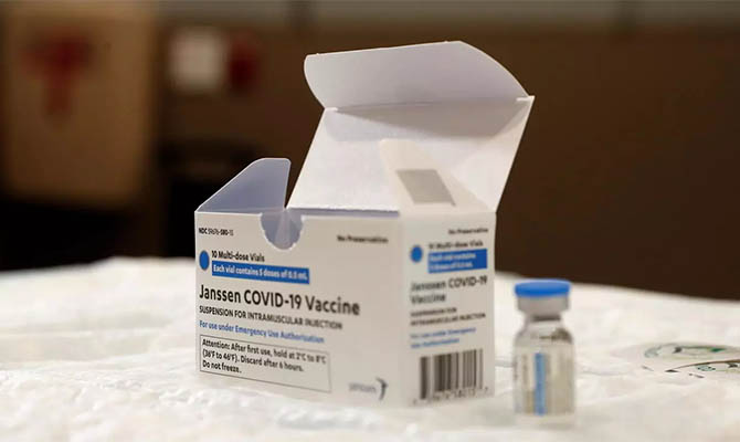 Дания отказалась использовать препарат Johnson & Johnson для вакцинации