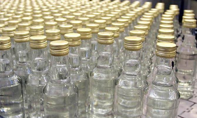 В Украине хотят повысить минимальные цены на алкоголь
