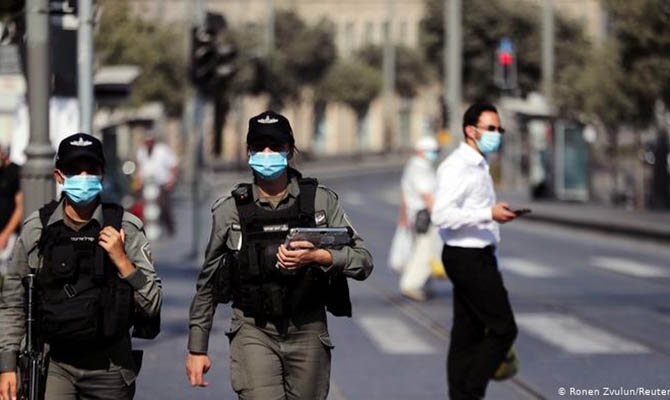 Израиль закрыл въезд для граждан Украины