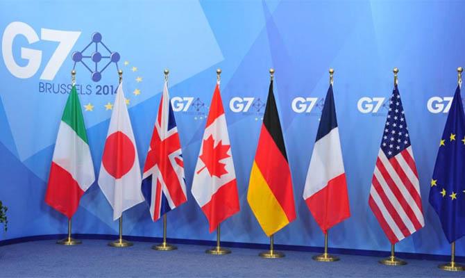 На саммите G7 больше всего говорили про Россию и Китай