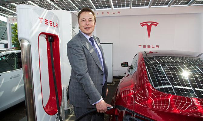 Маск в 2020 году заработал на посту гендиректора Tesla $11 млрд