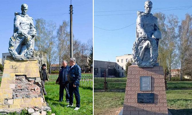Василий Нимченко: Исторический альманах памяти ‒ дань уважения воинам, которые отстояли независимость нашей страны