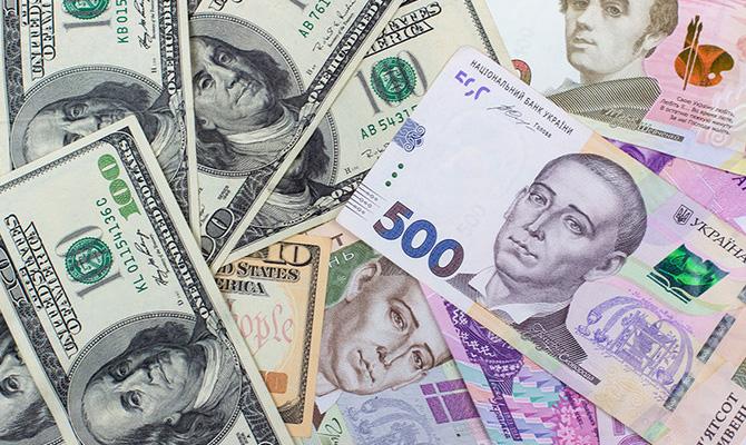 Международные резервы Украины выросли благодаря крупному займу