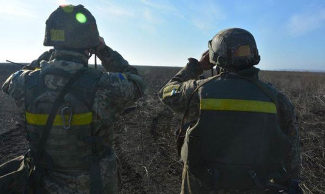 С начала суток субботы российские наемники на Донбассе дважды открывали огонь по украинским позициям