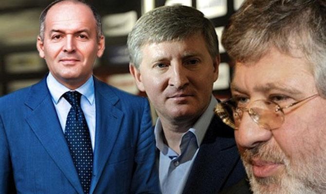 Законопроект об олигархах обещают скоро внести в Верховную Раду