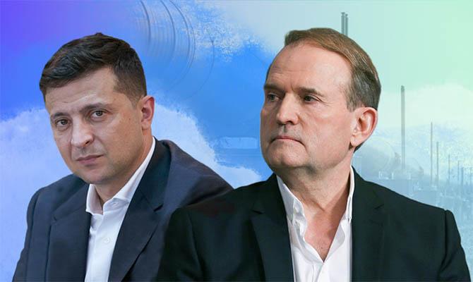 Зеленский и Офис президента сами помогают Медведчуку сохранять статус топового политика, – Бакушинская