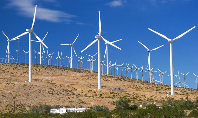 Великобритания поставила рекорд по выработке «чистой» энергии