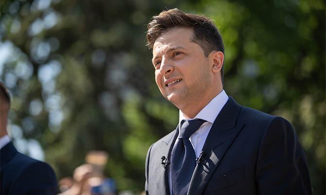 Зеленский назвал Киев особым городом