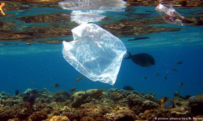 Рада ограничила использование пластиковых пакетов в Украине