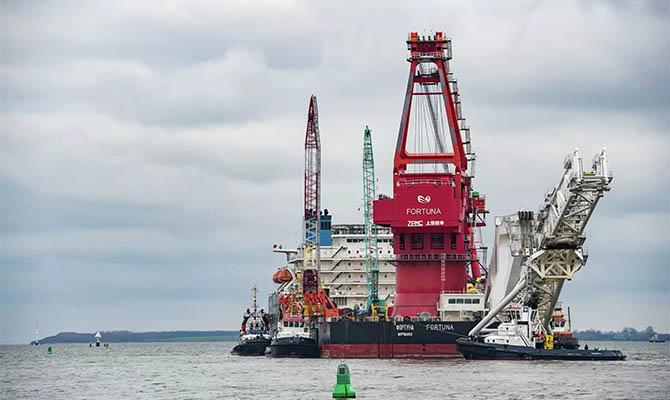 Немецкие экологи просят отозвать разрешение по «Северному потоку — 2»