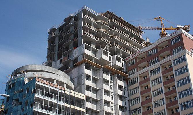 Кабмин предлагает ввести НДС на продажу жилья в новостройках