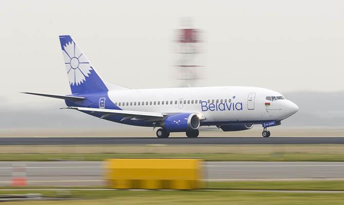 ЕС закрыл свое воздушное пространство и аэропорты для белорусских авиакомпаний