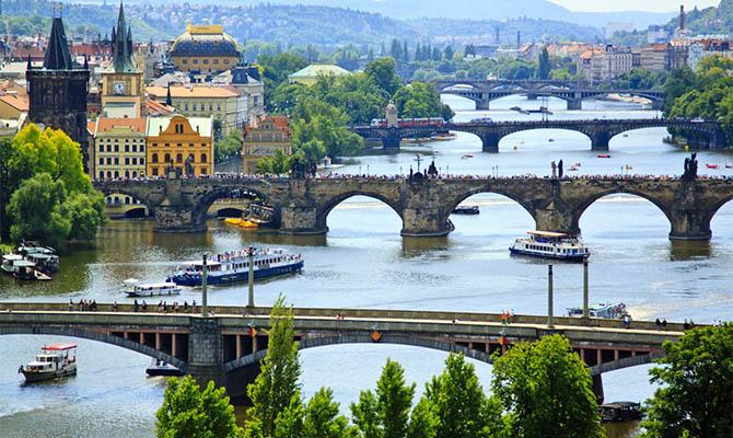 Спецоперация «Кличко»: в Чехии задержали банду украинцев
