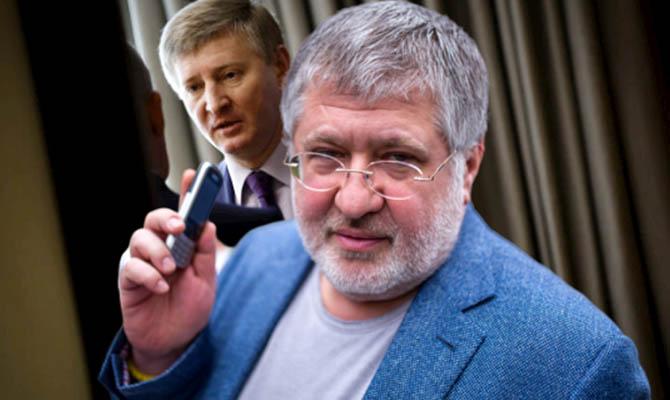 Блогер: СБУ обязана возбудить уголовные дела против Ахметова, Коломойского и Пинчука за финансирование терроризма