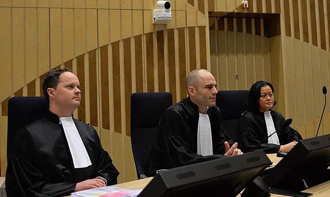 Суд в Нидерландах раскрыл показания свидетелей по делу MH17