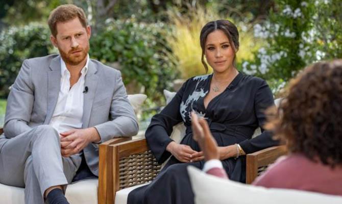 У принца Гарри и Меган Маркл снова конфликт со СМИ