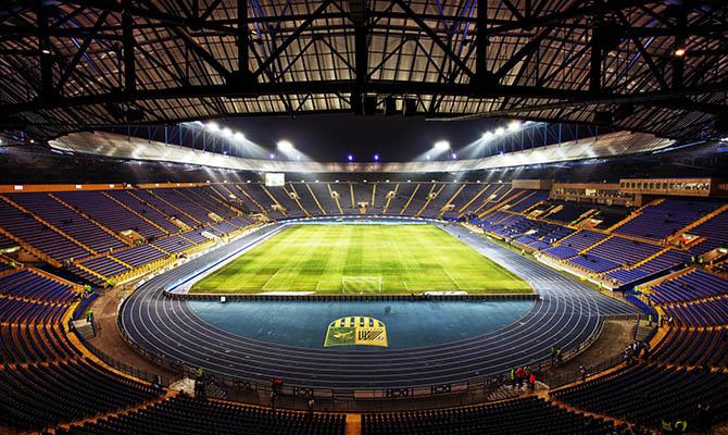 Харьковский облсовет передал в собственность города стадион «Металлист»