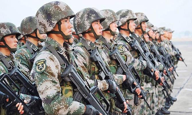 Пентагон считает Китай главной угрозой безопасности США