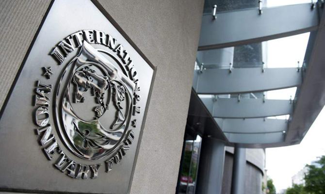 МВФ ждет большего прогресса от Украины