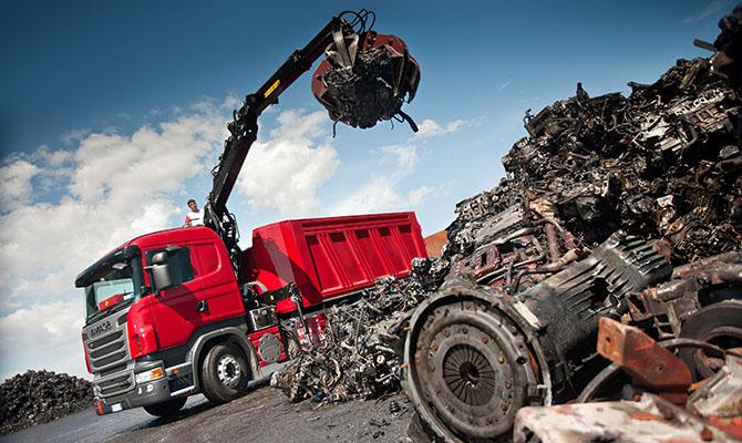 Металлурги выступают за введение временного запрета на экспорт металлолома