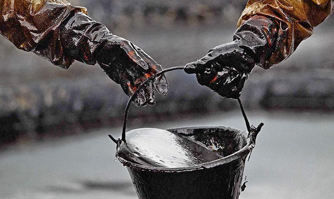 Цена нефти побила двухлетний рекорд