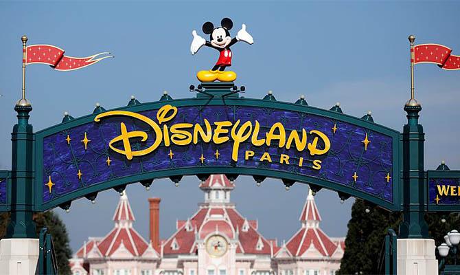 Парижский Disneyland открылся после перерыва, вызванного карантином