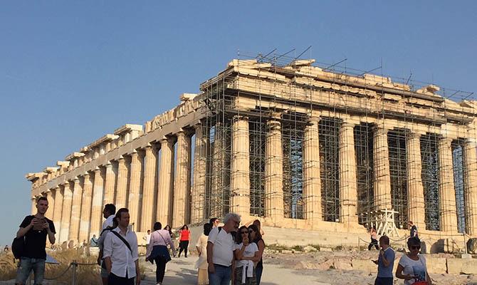 Греция изменила условия въезда для туристов
