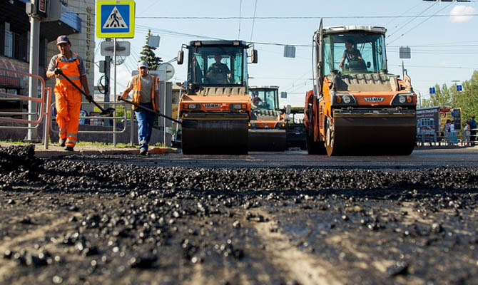 Движение до аэропорта «Борисполь» ограничат из-за ремонта трассы