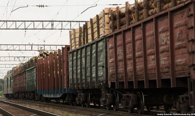 Минэкономики предлагает отменить мораторий на экспорт леса-кругляка