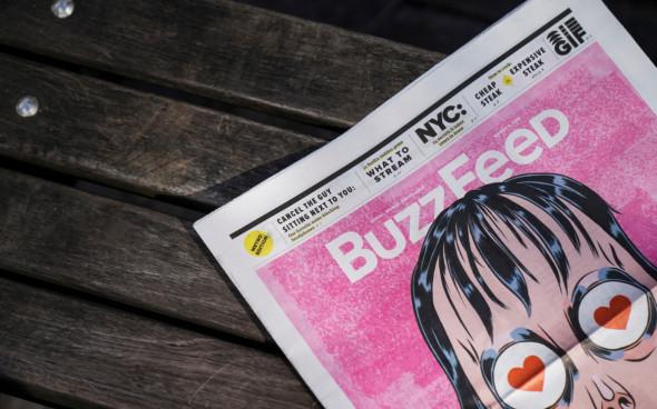 Новостной портал BuzzFeed собрался выйти на биржу