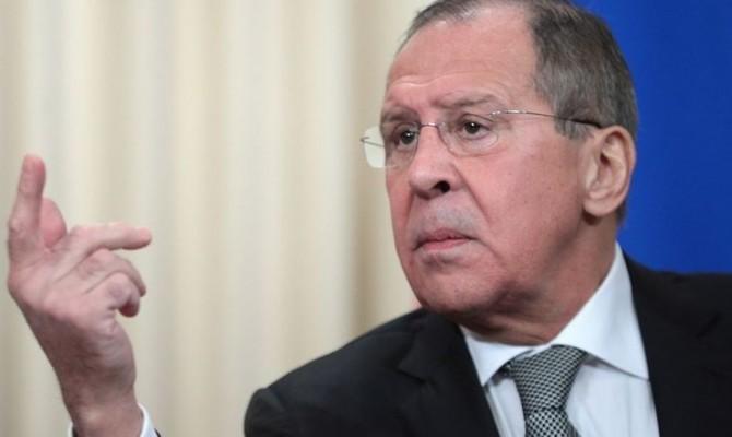 Лавров обвинил страны ЕС в «подпевании» Вашингтону