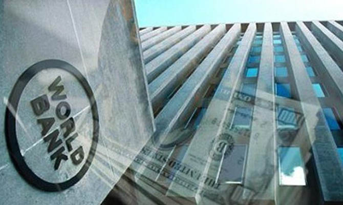 Украина получила $350 млн от Всемирного банка