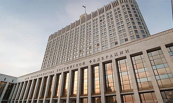 Россия запретила ввозить ряд продуктов из Украины