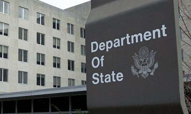 В США заблокировали назначения в Госдеп из-за «Северного потока – 2»