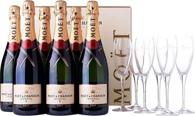 Moet Hennessy откажется от названия «шампанское» ради экспорта в РФ