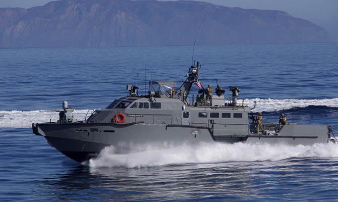 США в следующем году начнут передачу Украине боевых катеров Mark VI
