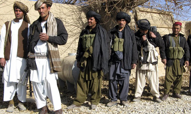 Талибы за сутки захватили контроль над 13 районами Афганистана